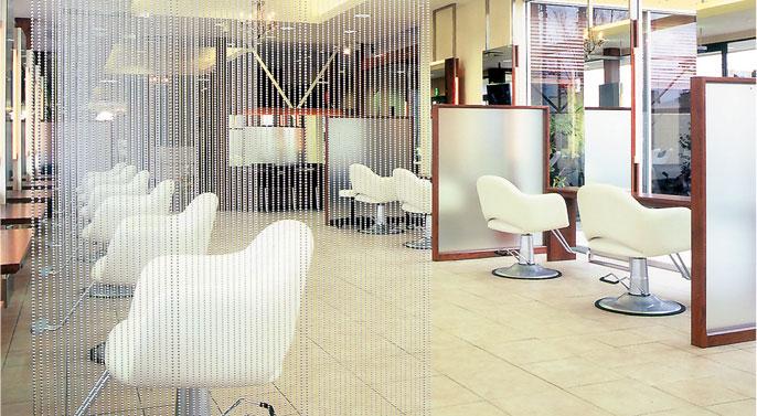 美容室ヴァンカウンシル川中島店カットブース