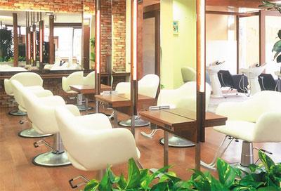 美容室ヴァンカウンシル川中島店メンズブース