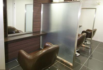 美容室ヴァンカウンシル松本店メンズブース