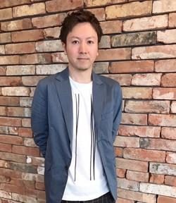 美容室ヴァンカウンシル トップスタイリスト近藤 寛剛