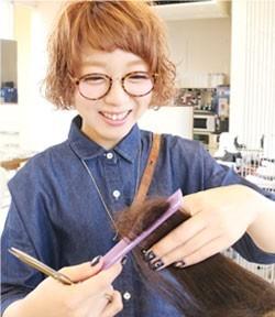 長野市美容室ヴァンカウンシル トップスタイリスト西村由香里